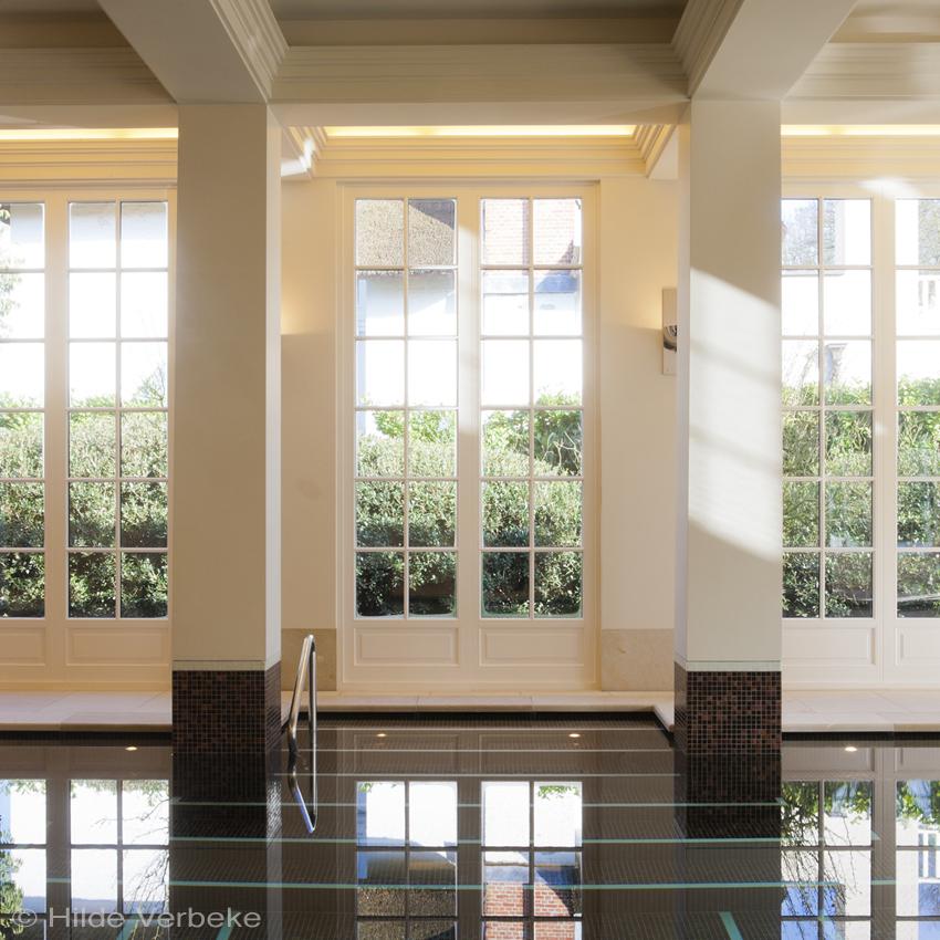 Barok binnenzwembad